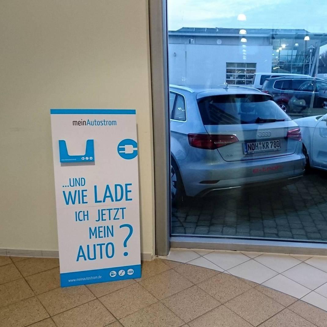 meinAutostrom Aussteller in Grafschafter Autozentrale Heinrich Krüp GmbH