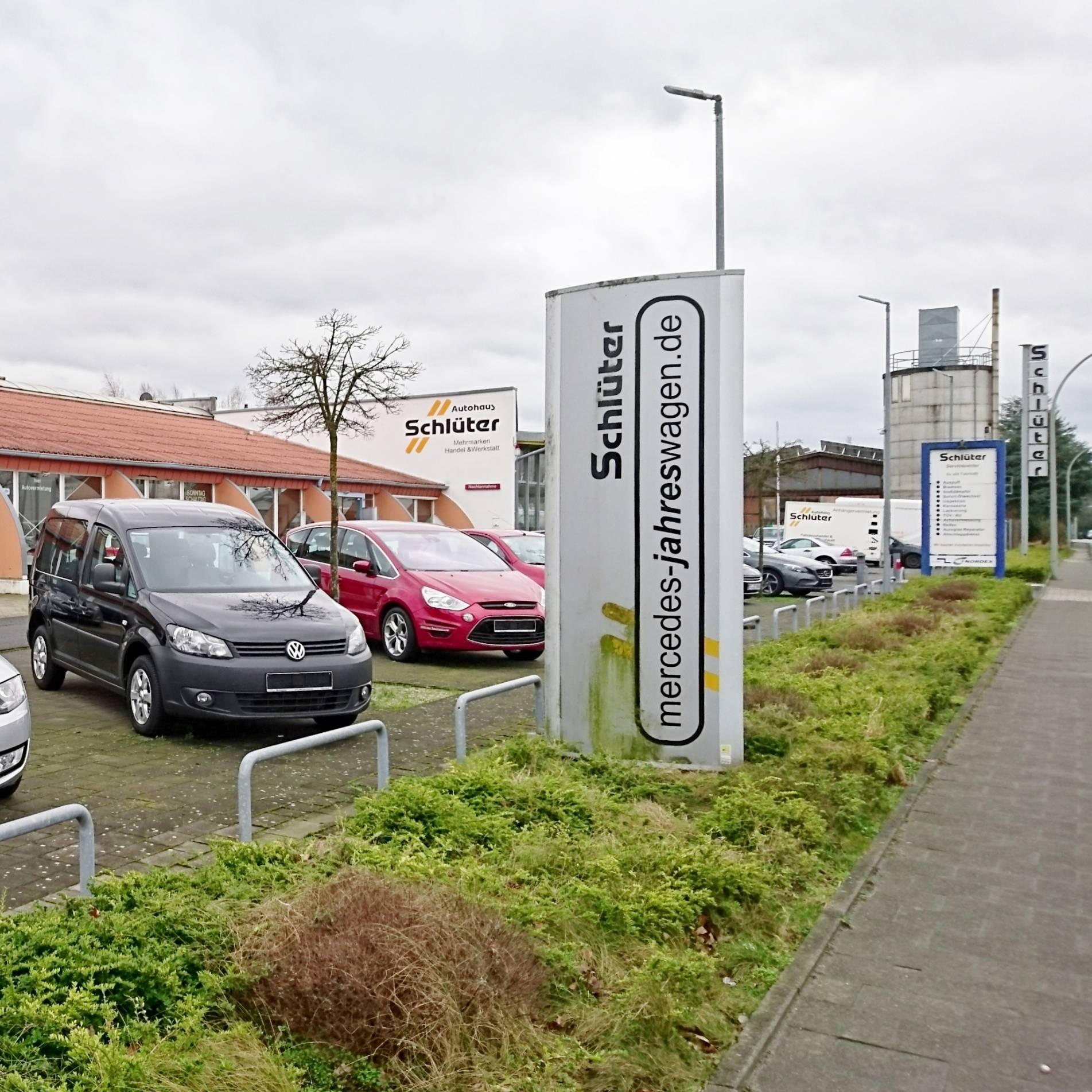 Autohaus Schlüter Aussenansicht 2