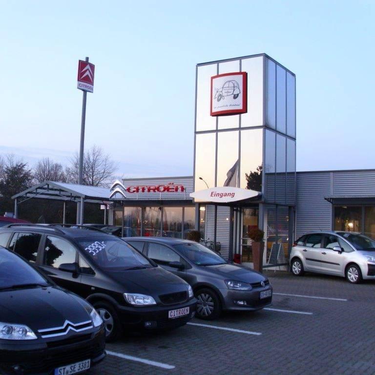 Autohaus Thünemann & Wichmann Aussenansicht 1