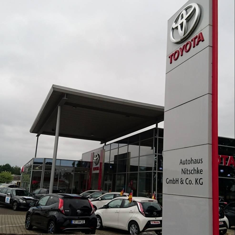 Toyota Nitschke Innenansicht