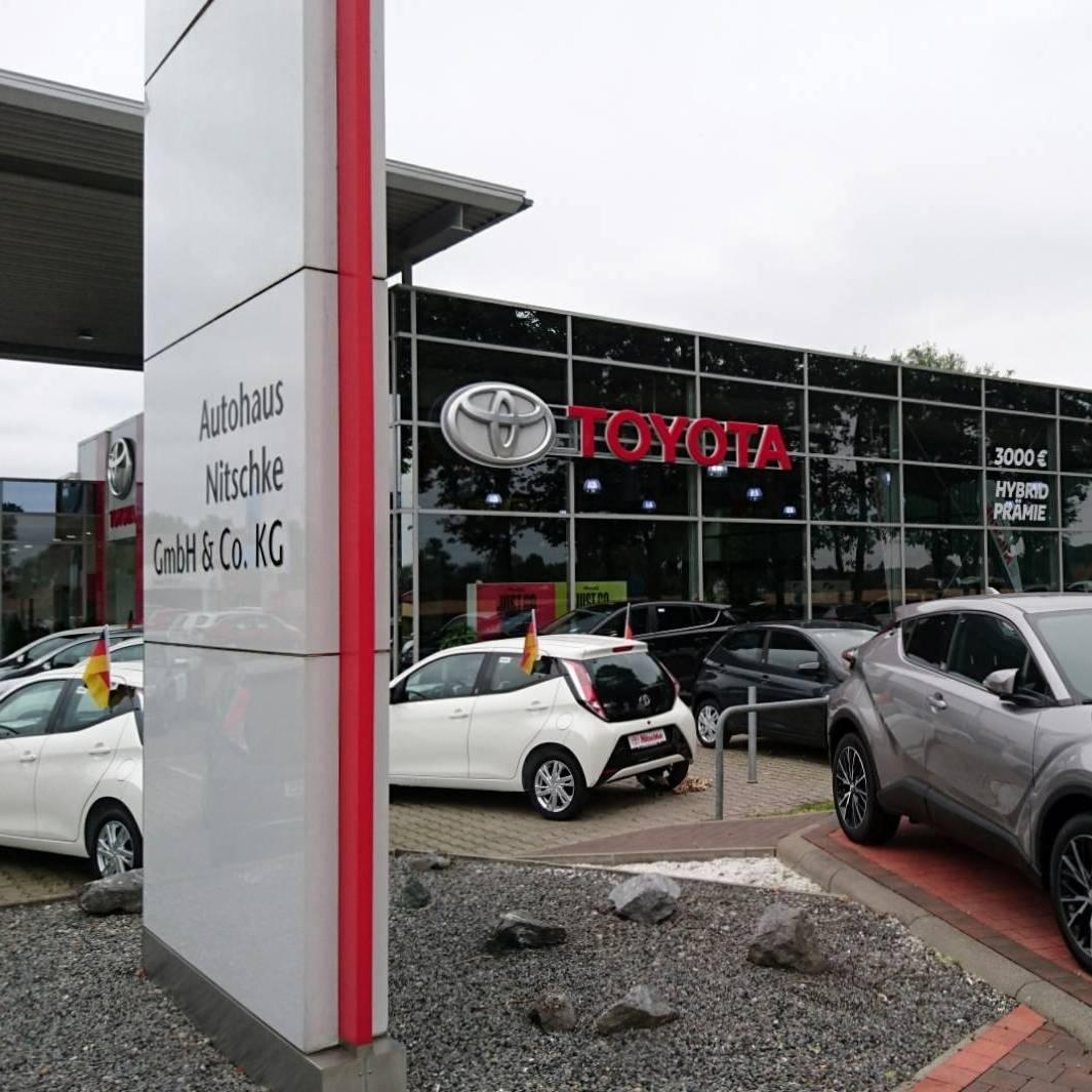 Toyota Nitschke Aussenansicht