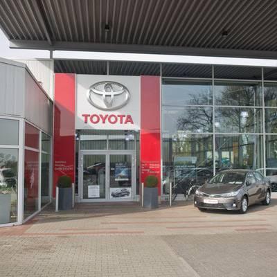 Toyota Nitschke provisorisch