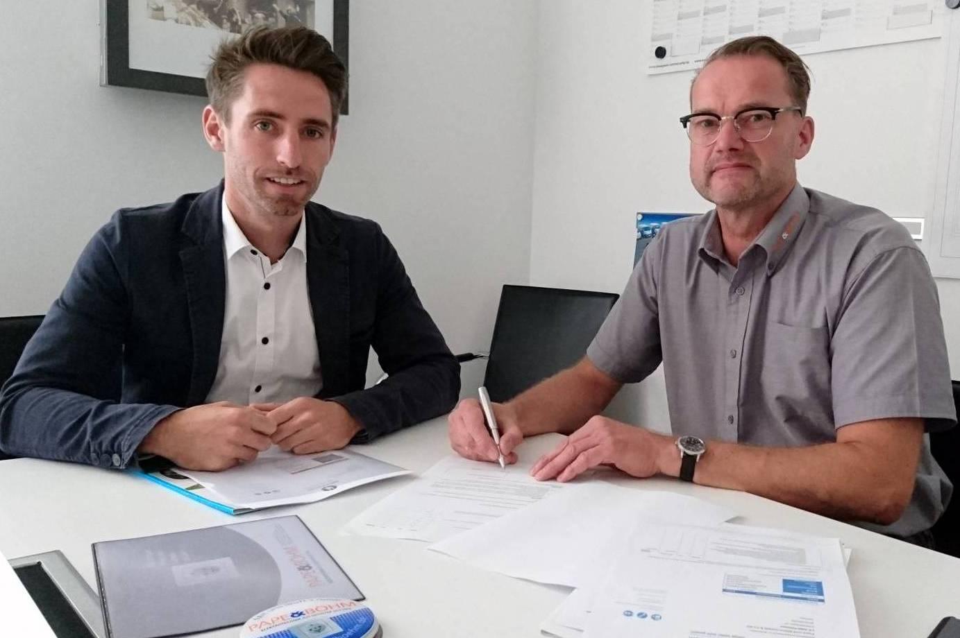 meinAutostrom Pape und Böhm Installationsservice Kooperationsvereinbarung