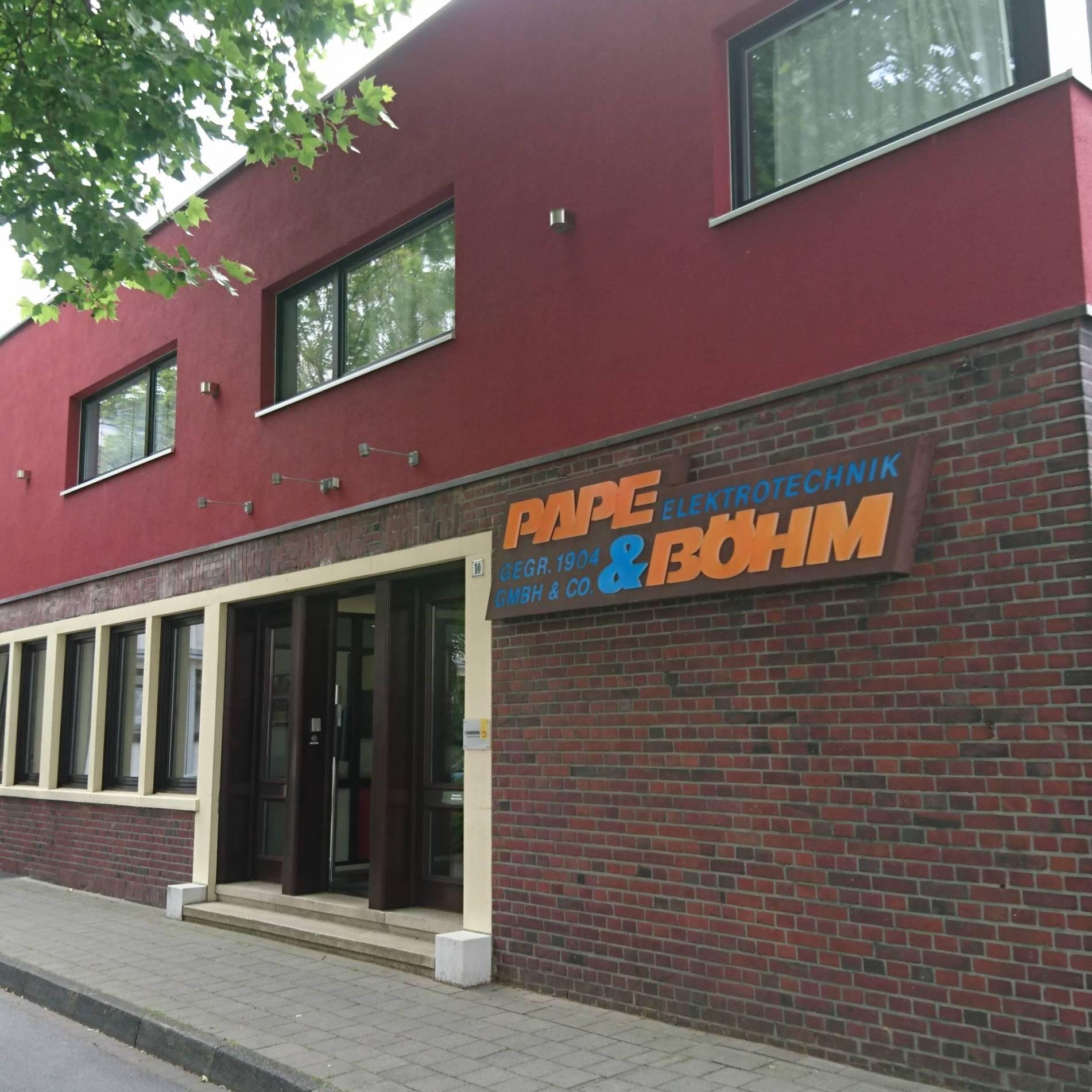 Kooperation Installationspartner Pape Böhm Außen